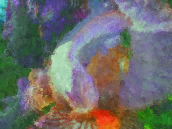 Purple Rain No. 2 - Trulas Treasures