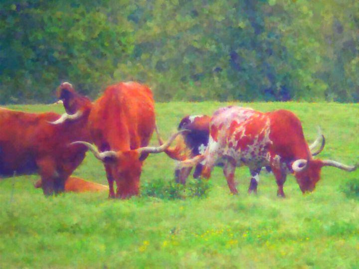 The Herd - Trulas Treasures