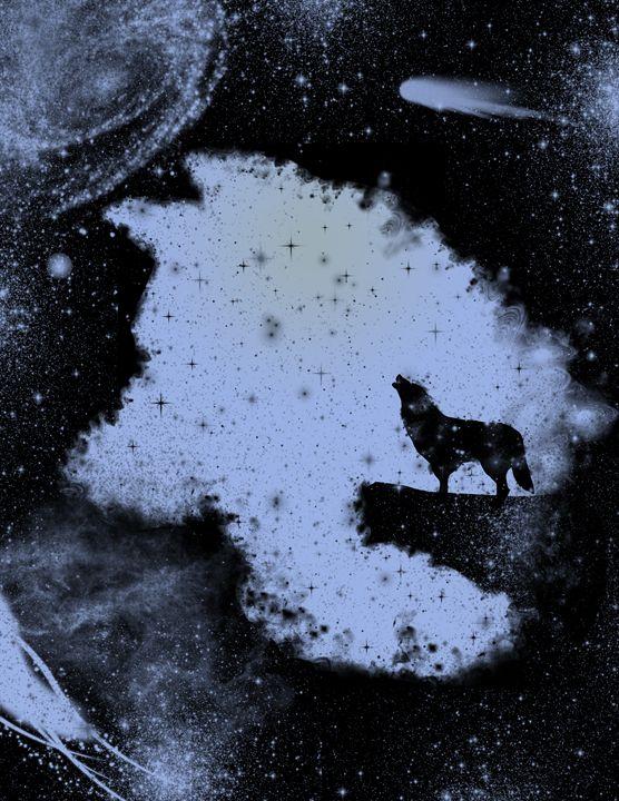 Space Wolf - NovaX