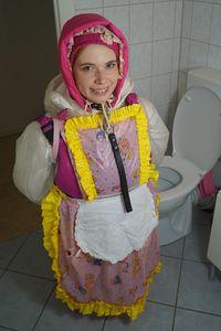 die süße Toilettennutte pleinamerda