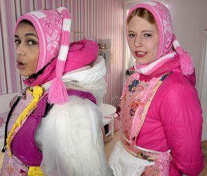 Barbiemädchen gubazulma u kantazulma