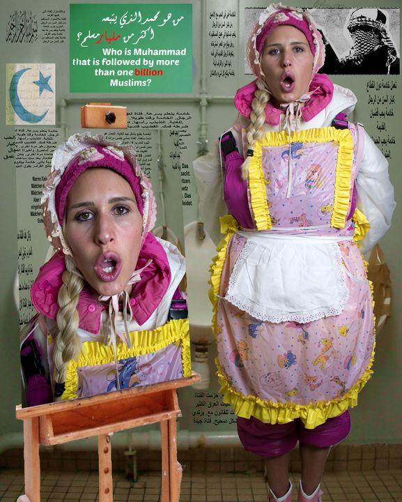ゴムの売春婦 - maids in plastic clothes