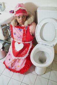 素敵なトイレ Schöne Toilette