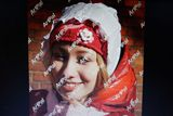 maid bollo-zulma in poncho