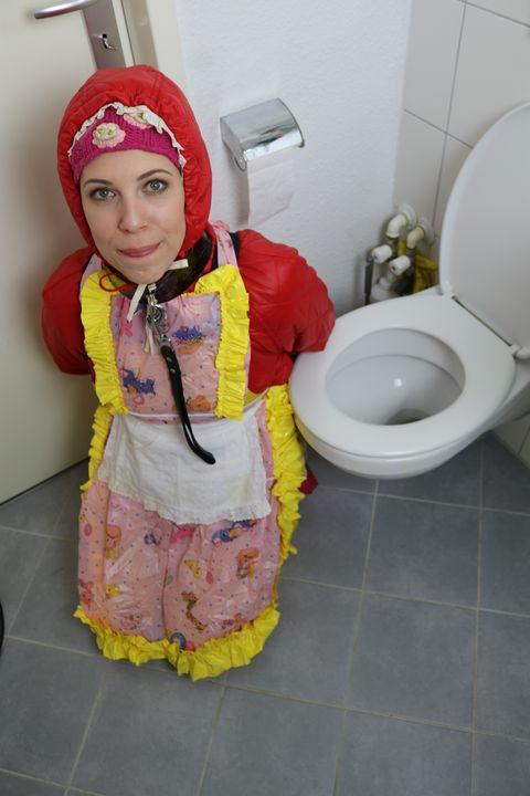 Хукер Фахишезульма любит тебя - maids in plastic clothes