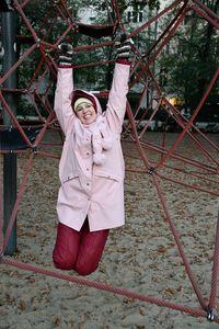 spielendes Dhimmi Mädchen
