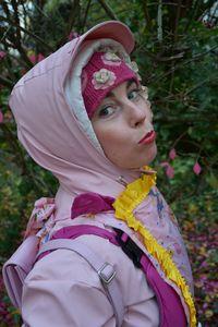 무슬림을위한 독일 고무 창녀