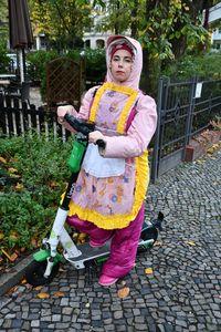 イスラム教徒のためのドイツのゴム製売春婦