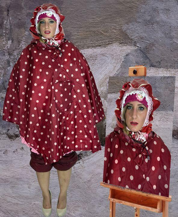 maid virginie - maids in plastic clothes