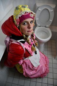 Halal toilettennutte kackazulma