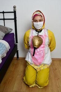 deutsche Hijab Corona Dhimmi