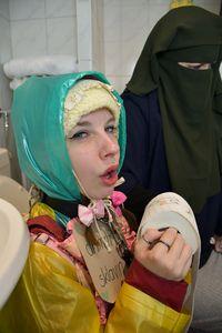 Toilettennutte boka vivena fahischa
