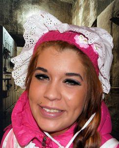 beautiful german Dhimmi whore