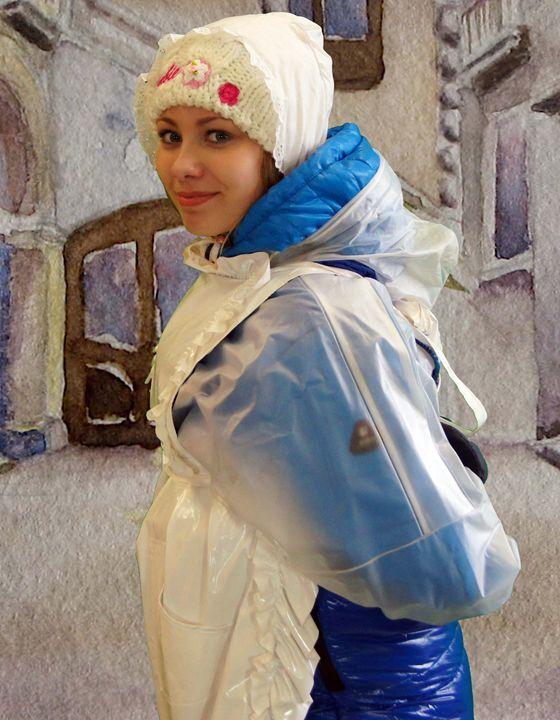 maid bollo-zulma 1 - maids in plastic clothes