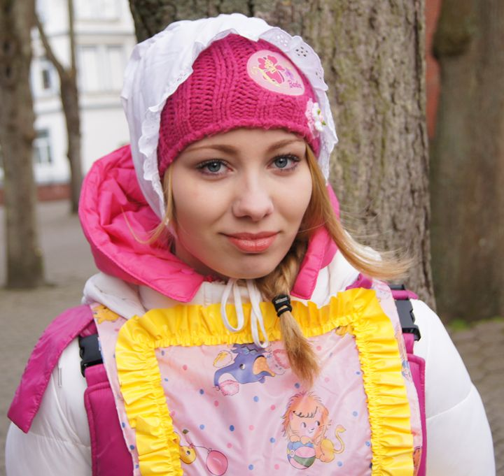 maid bollozulma - maids in plastic clothes
