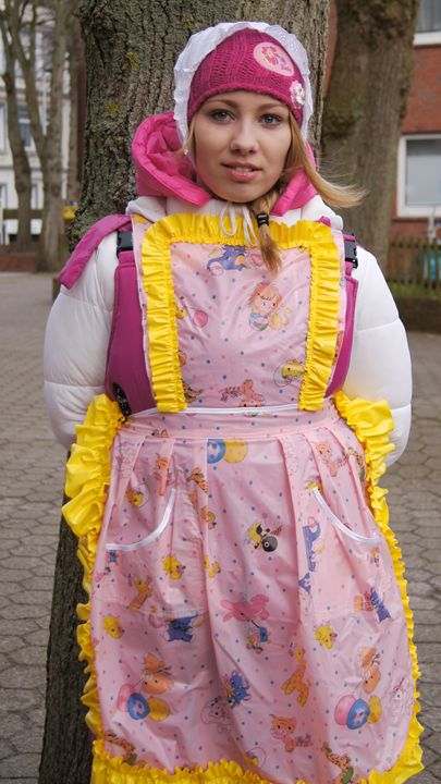 the cute maid bollozulma - maids in plastic clothes