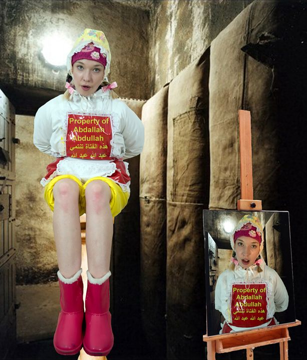 maid dermapadrusnika in Orient - maids in plastic clothes