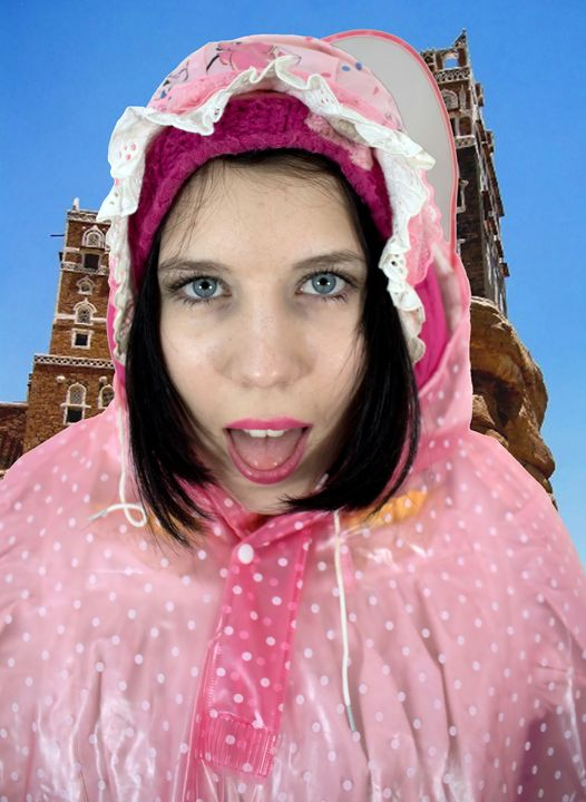 maid gorlasperma tongue control - maids in plastic clothes