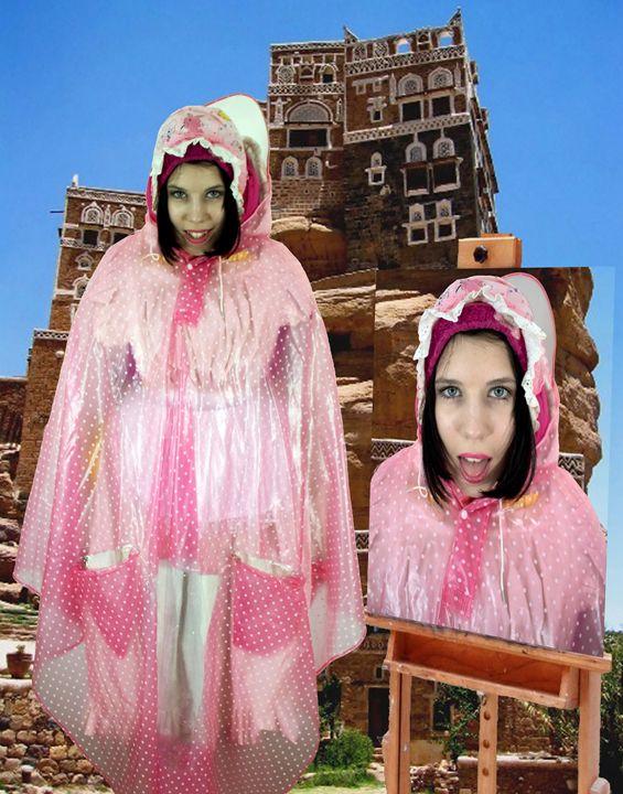 maid gorlasperma in Orient - maids in plastic clothes