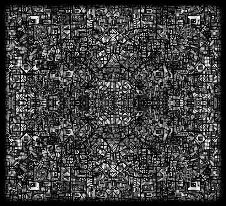 """""""kaleidoscopic"""" - Meall"""