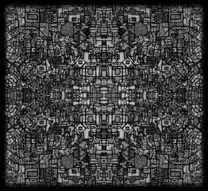 """kaleidoscopic"""