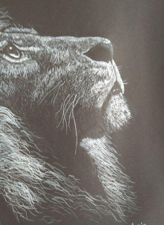 Lion - Anni's Art