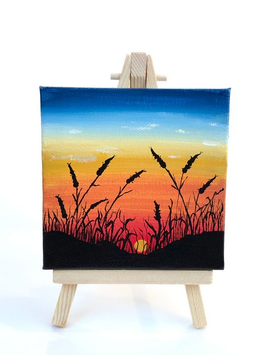 Sunset - a warm hug - Nisha Ghela