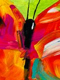 Butterfly original painting