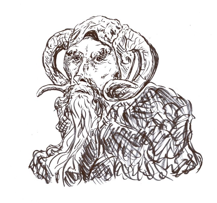 Tim the Enchanter - Sketches by Spencer