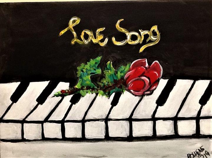 Love Song - Amina Harrison
