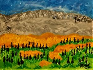 valley of the poppies