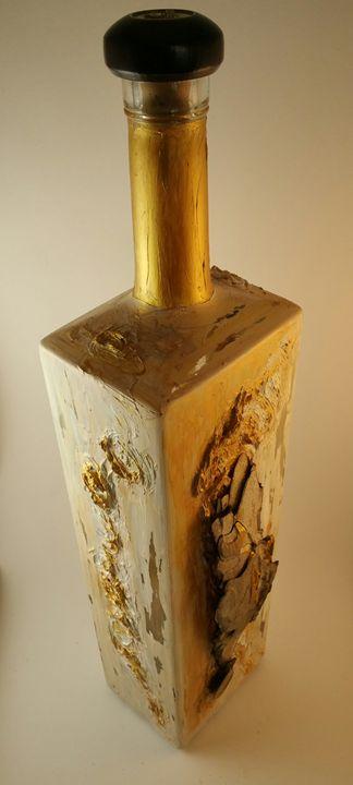 Golden Wood - Art by Nazarine
