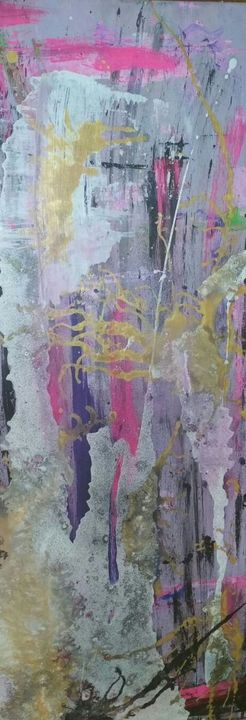 Pink Illusion - Art by Nazarine