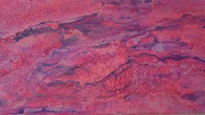 Mars - Art by Nazarine