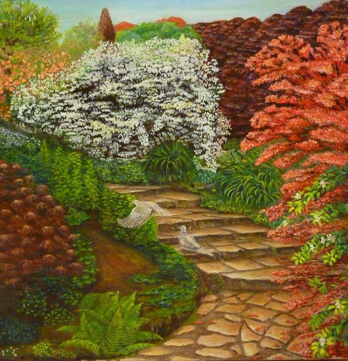 Jardin d'été - Manon