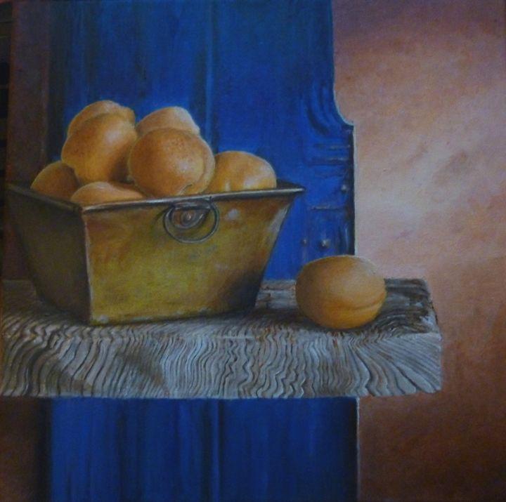 Apricot basket - Manon