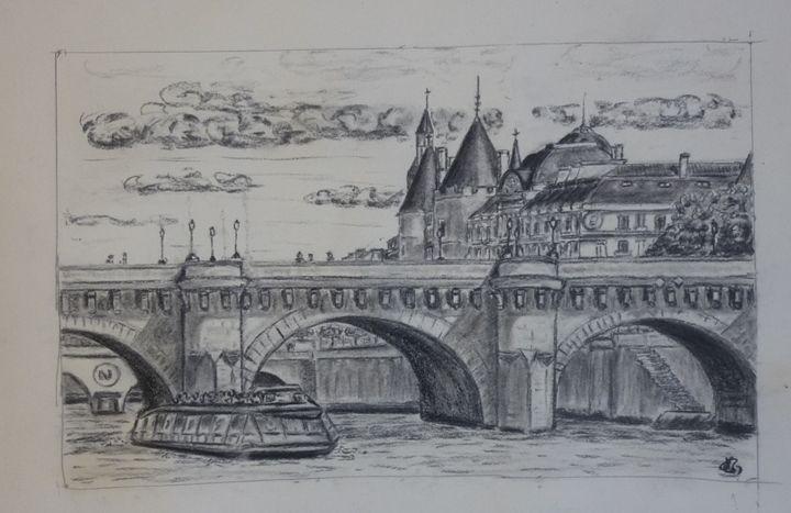 Le Pont Neuf - Manon