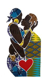 My Love 4 / Kiss / Original Fabric C