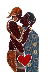 My Love 2 / Kiss / Original Fabric