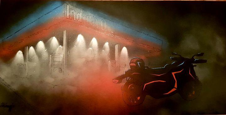 Midnight Mist - Daniel Alexander