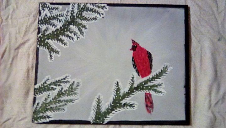 Sunny Winter - Samantha's Art