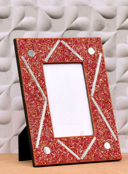 Photo Frame Cayenne Color - Wowtrendy