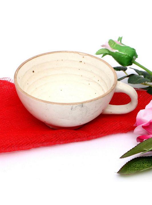 Ceramic Soup Bowl Bisque Color - Wowtrendy