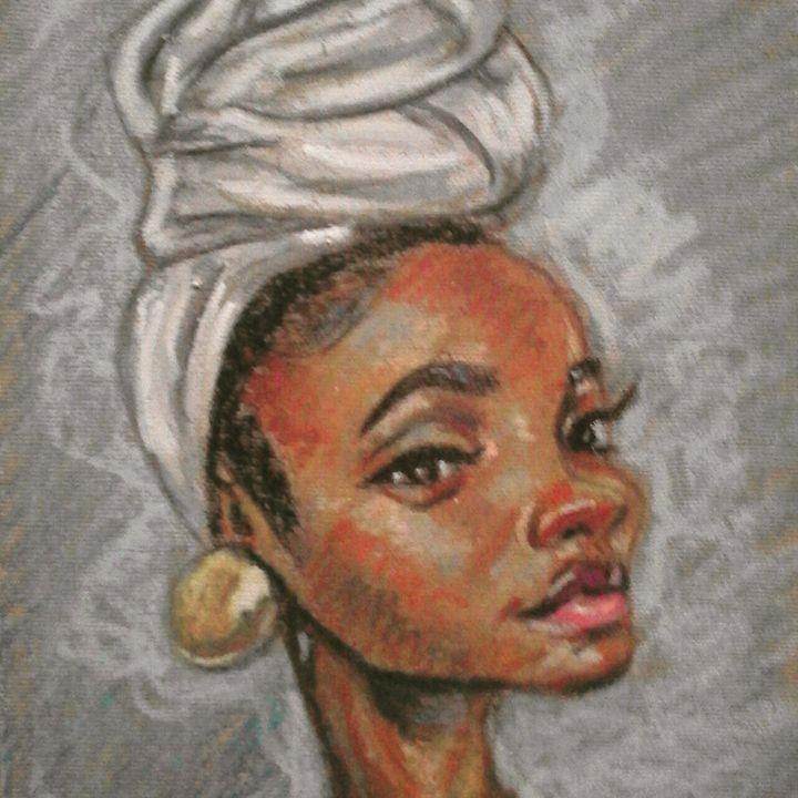 Opp Black Empress - Dashell Arts