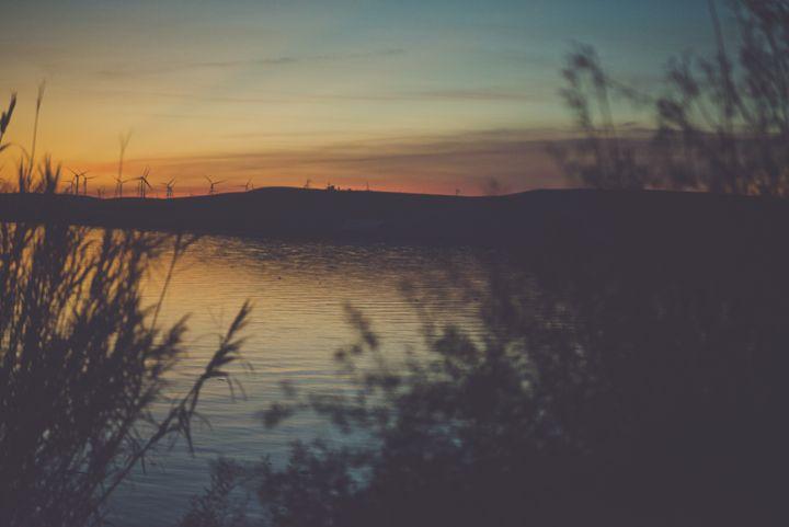 Sunset Symphony -  Jennifer