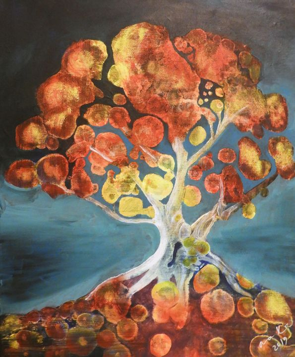 White Tree - Anna Kekesi-Kim