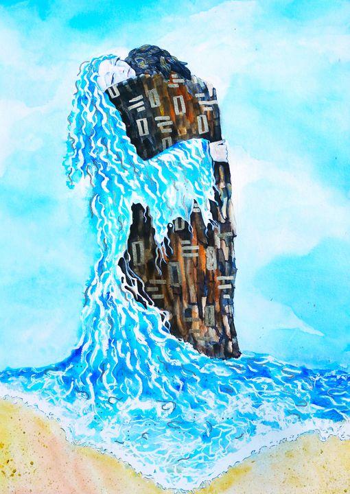 Amor del Mar - Anna Kekesi-Kim
