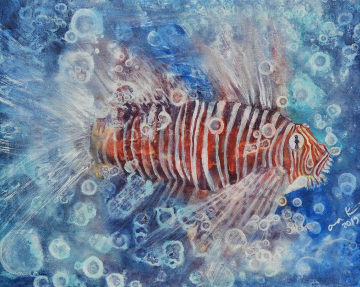 Lionfish - Anna Kekesi-Kim