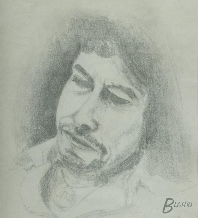 Bob Dylan - Blgh Studios