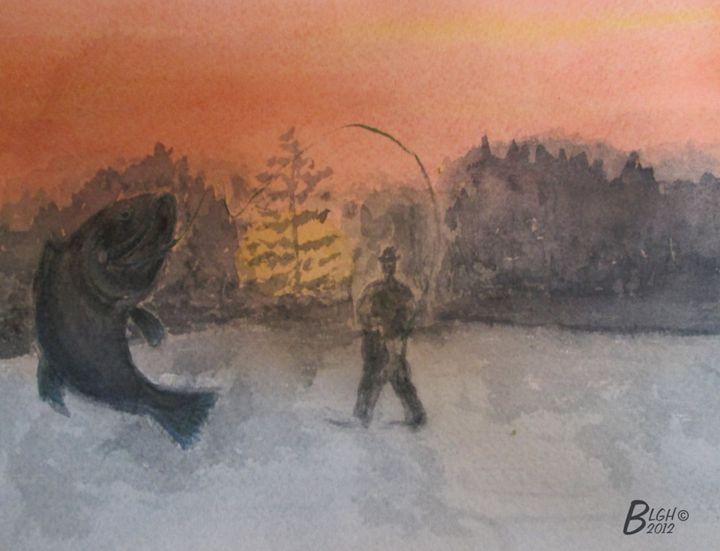 Always Fishing - Blgh Studios
